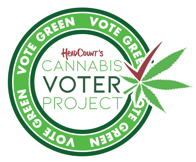 Marijuana Legalization - Join the Cannabis Voter Project